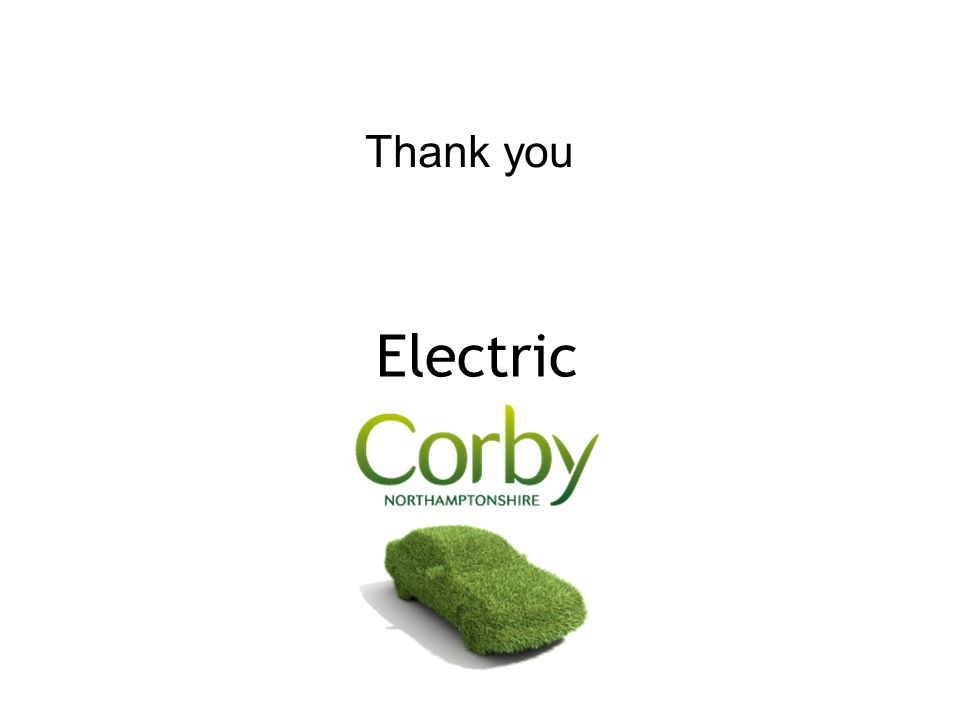 Thank you Electric