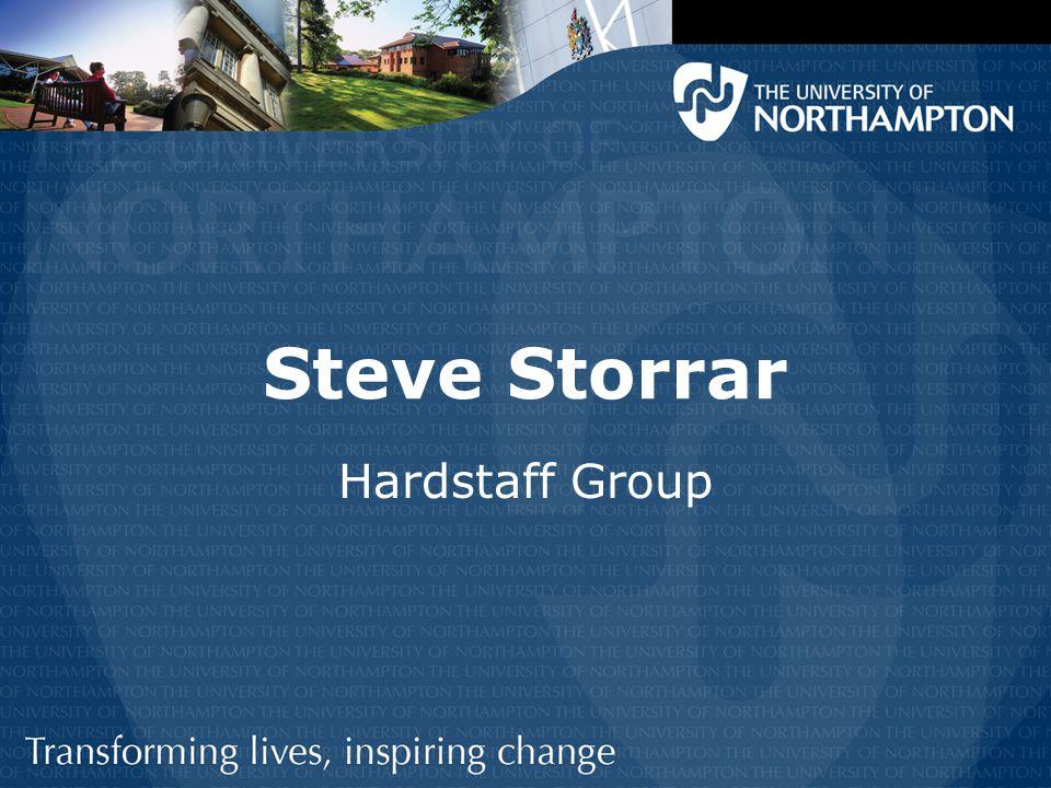 Steve Storrar Hardstaff Group
