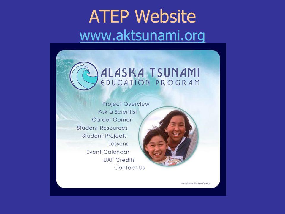 ATEP Website www.aktsunami.org www.aktsunami.org ATEP Website www.aktsunami.org www.aktsunami.org