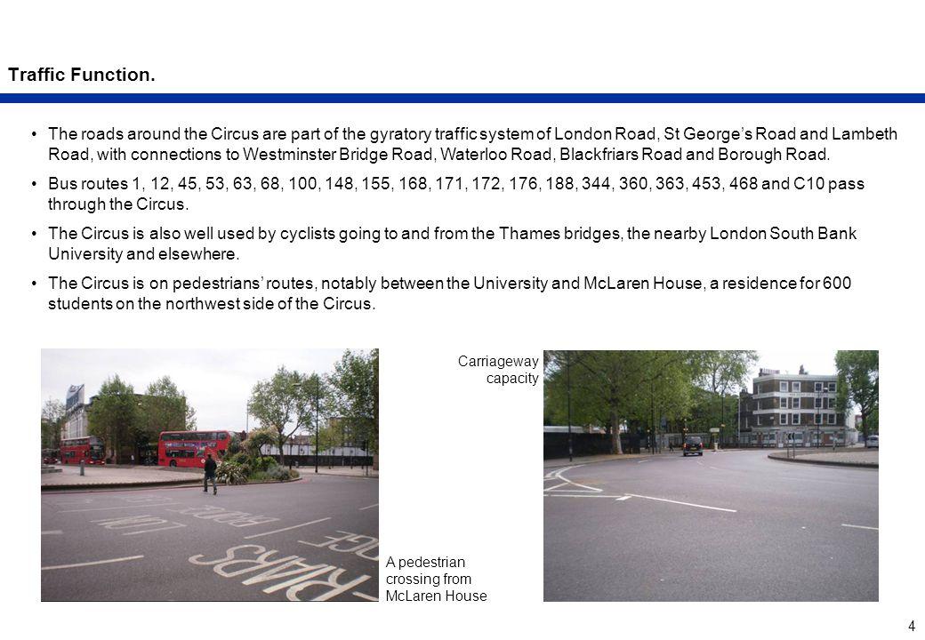 5 Current developments in the neighbourhood.