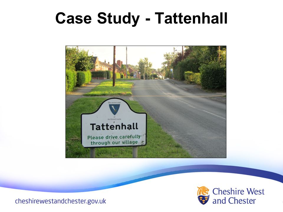 Case Study - Tattenhall
