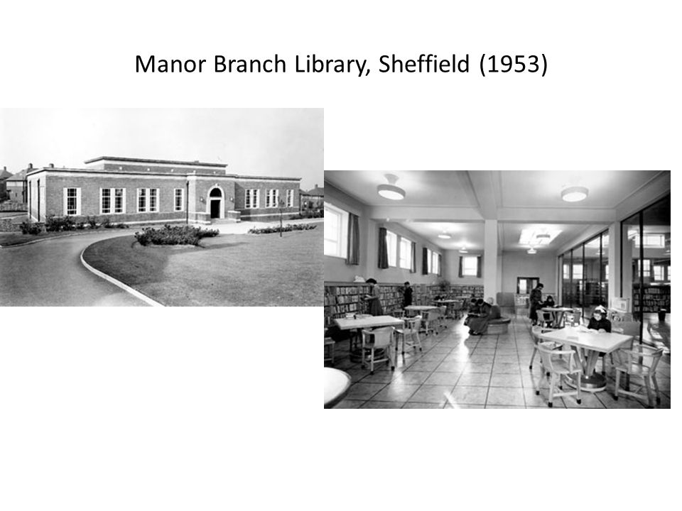 Peckham Public Library, South London