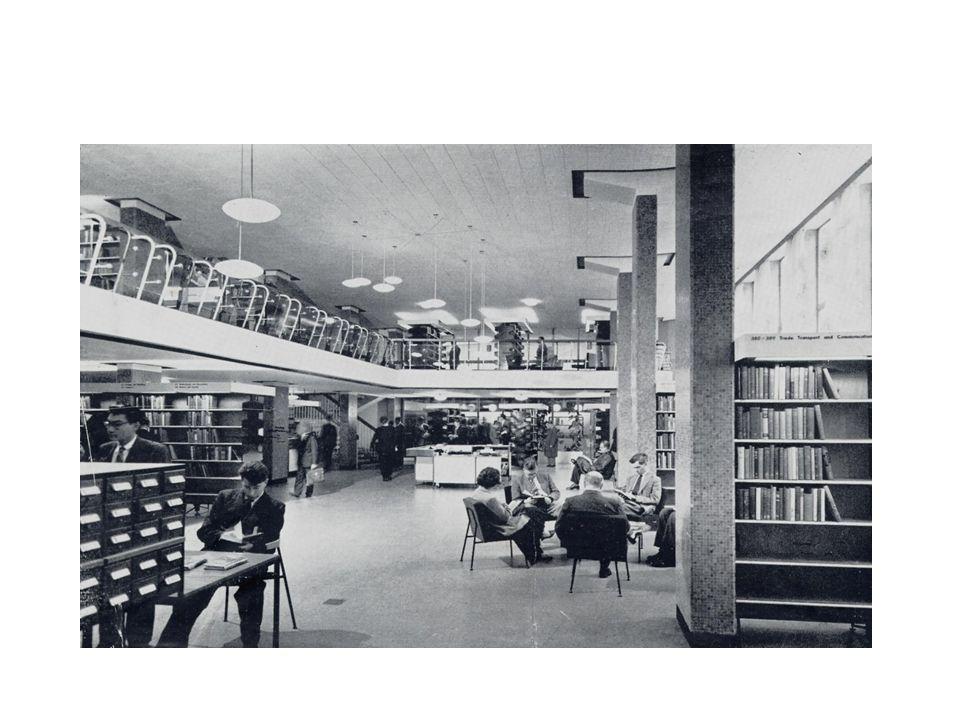 Bradford Central Library (1967)
