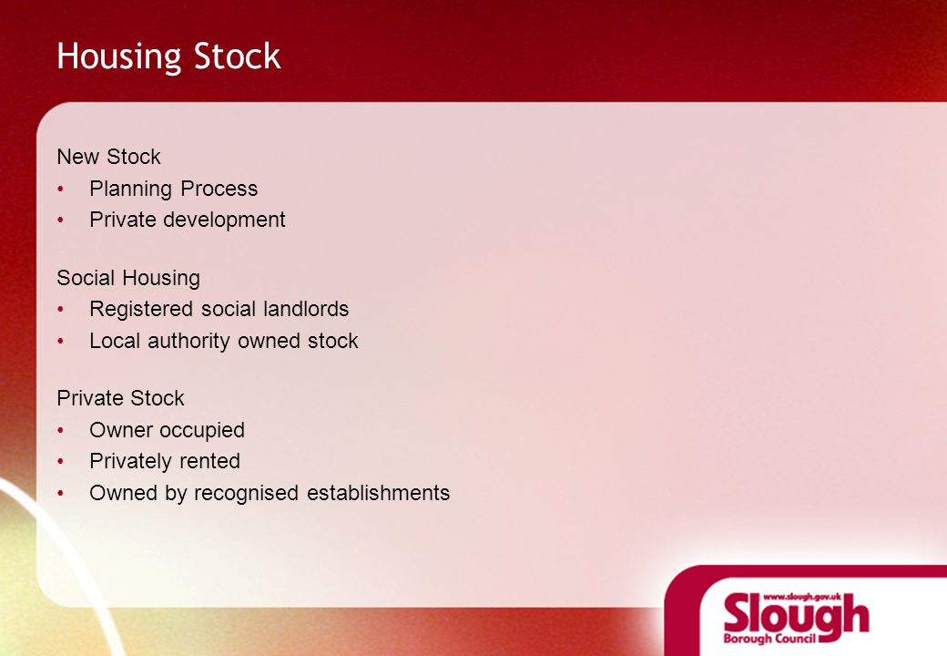 English House Condition survey 2007 In 2007, 7.7 million homes were non-decent, just under 35 per cent of the housing stock.