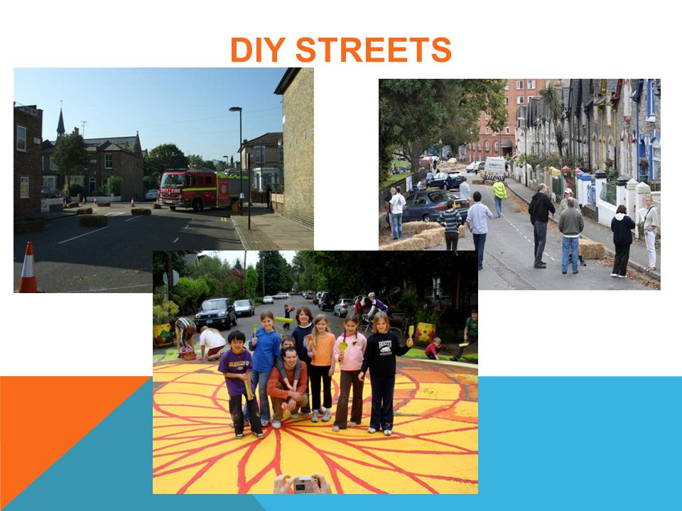 DIY STREETS