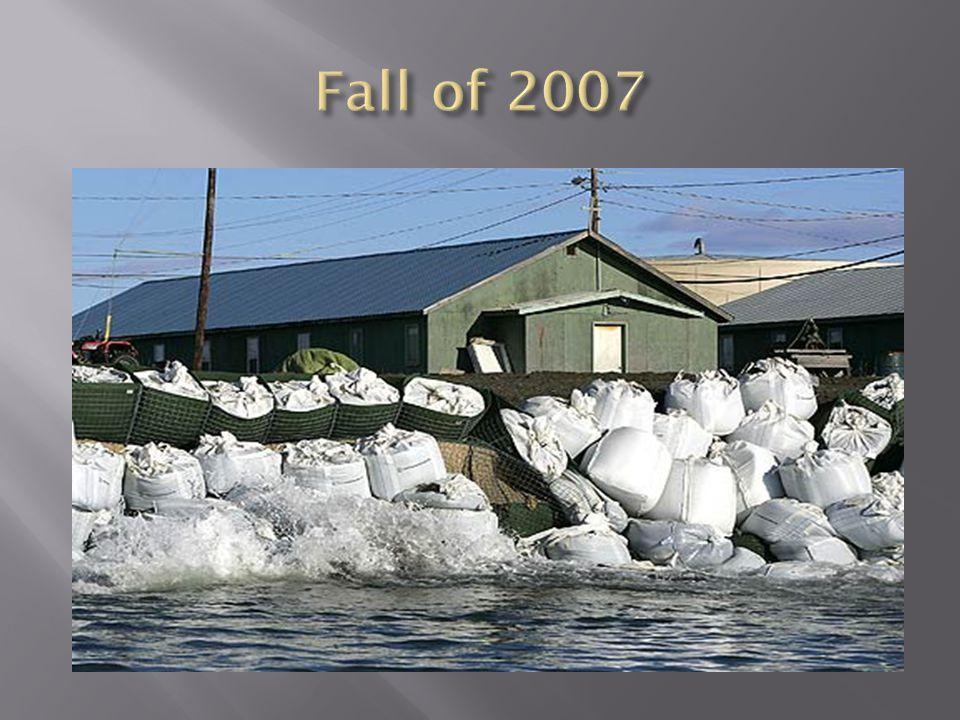  University of Alaska Fairbanks reports:  Air Temperatures in Alaska has increased by 1.8 degrees C in the last 100 yrs  Ocean temperatures in the Beaufort Sea have risen 2 degrees C in the past 20 yrs.