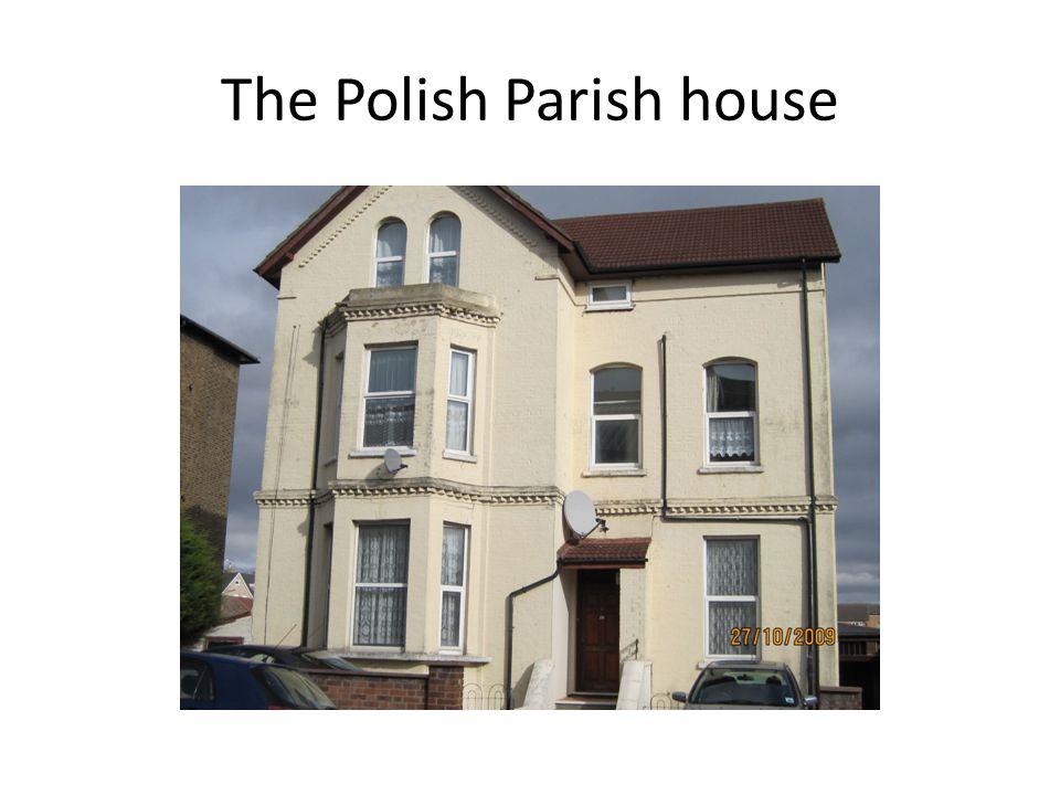 The Polish Parish house