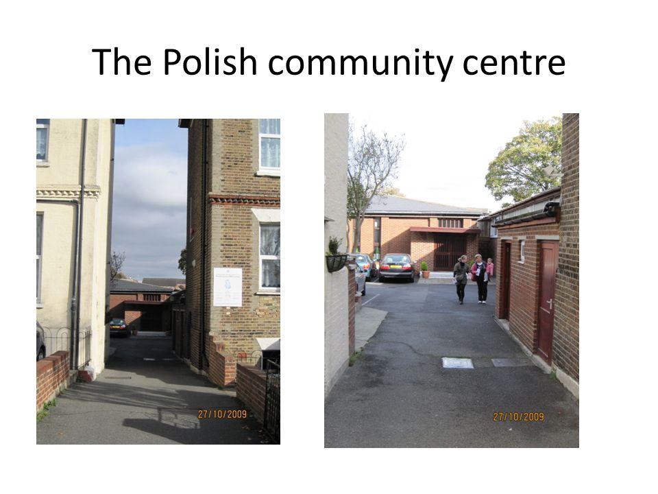 The Polish community centre