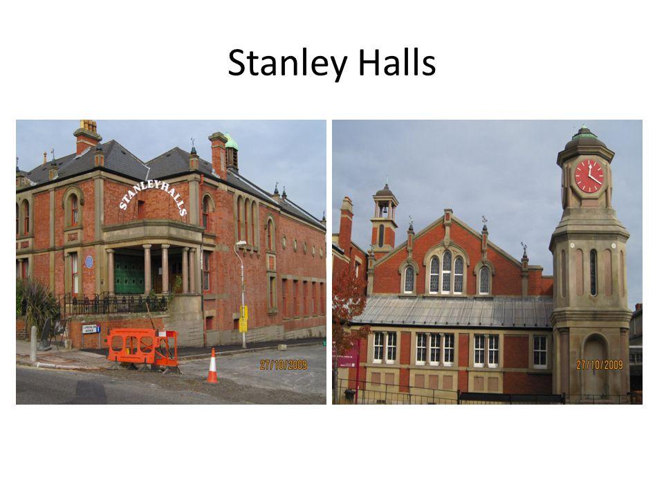 Stanley Halls