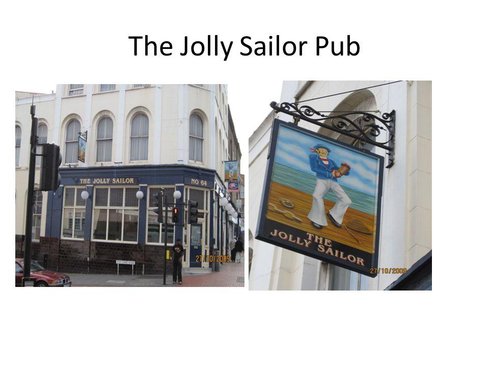 The Jolly Sailor Pub