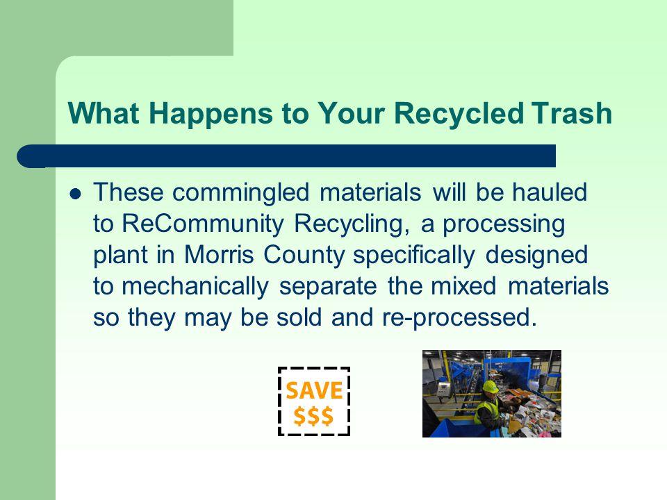Single Stream Recycling Begins Wednesday, September 5, 2012 Major Resource – www.lawnside.net.