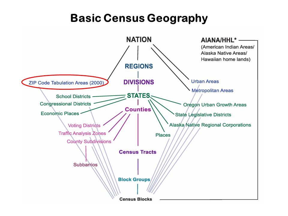 Basic Census Geography