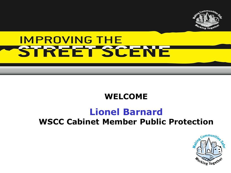 WSCC STRATEGIC APPROACH Kieran Stigant WSCC Director Environment & Development