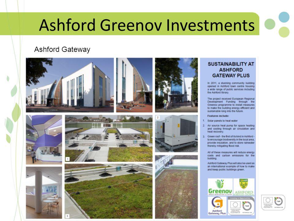 Ashford Greenov Investments Ashford Gateway
