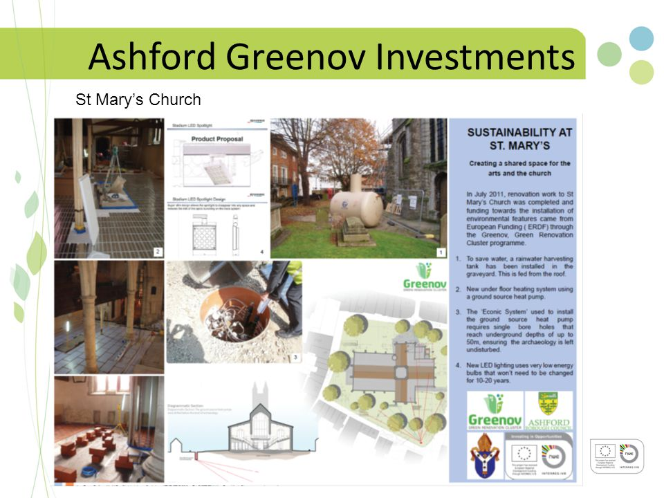 Ashford Greenov Investments St Mary's Church