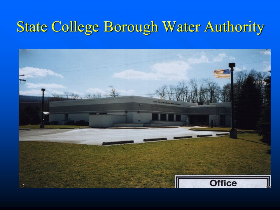 State College Borough Water Authority