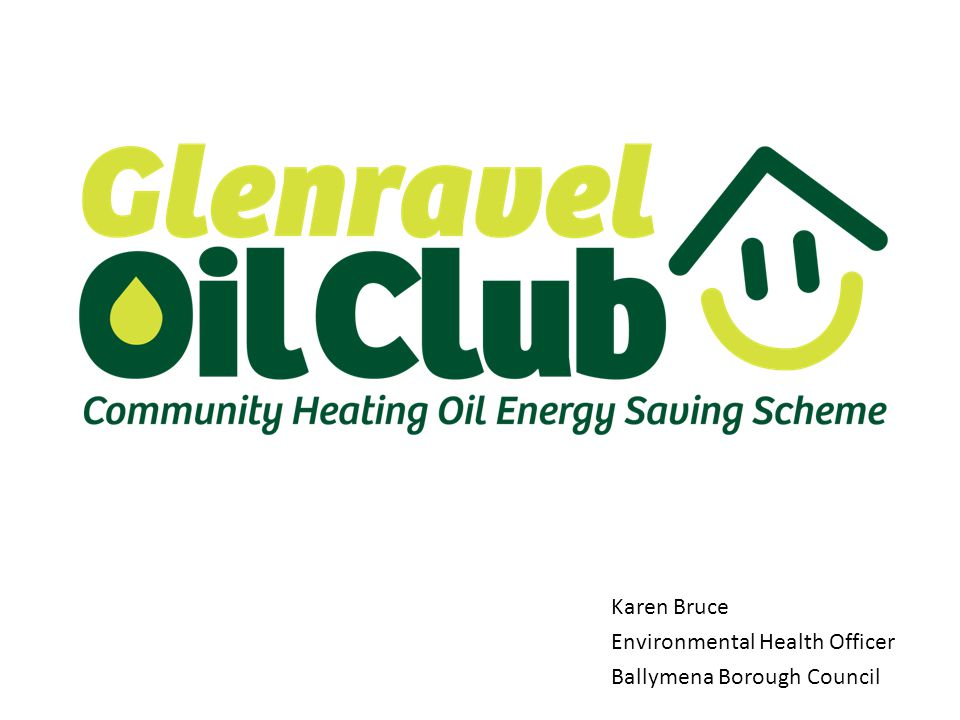 Karen Bruce Environmental Health Officer Ballymena Borough Council