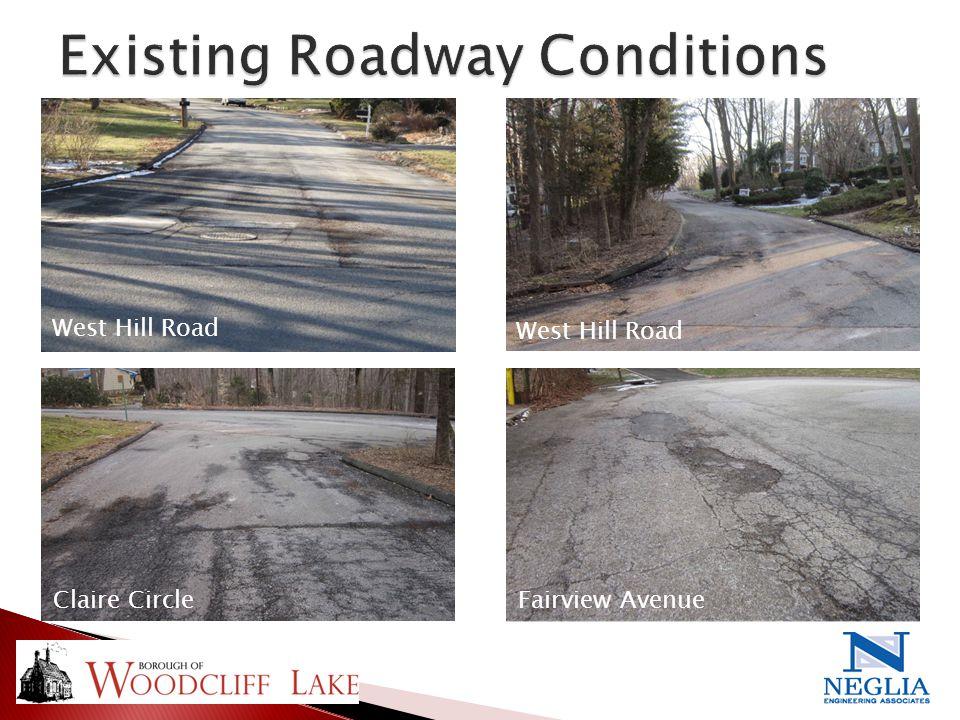 West Hill Road Claire CircleFairview Avenue