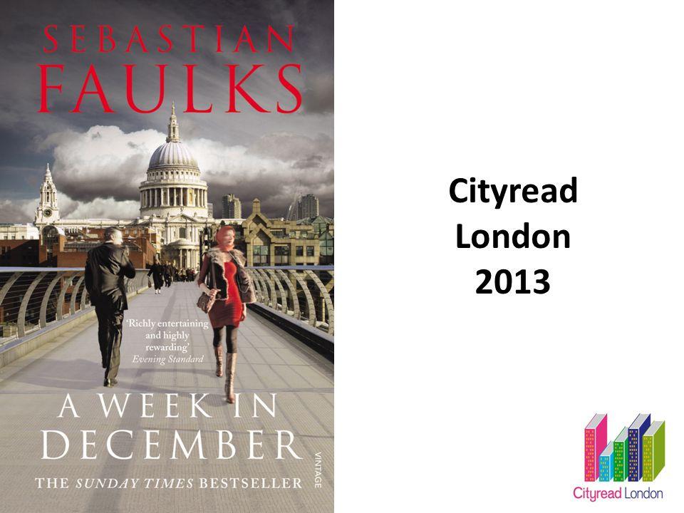 Cityread London 2013
