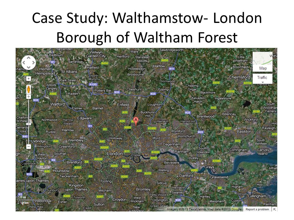 Case Study: Walthamstow- London Borough of Waltham Forest