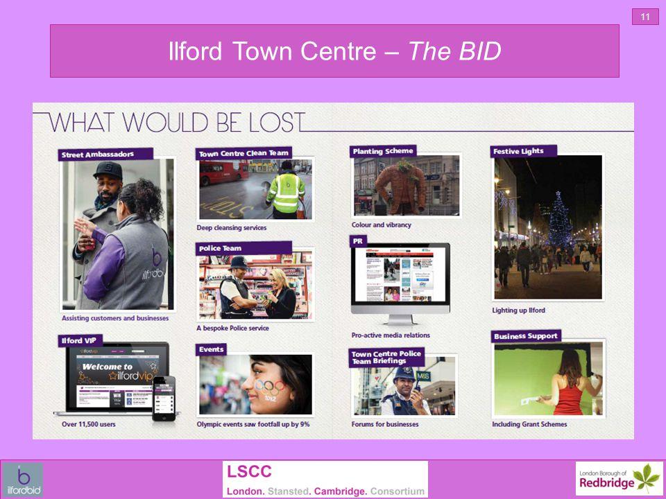 Ilford Town Centre – The BID 11