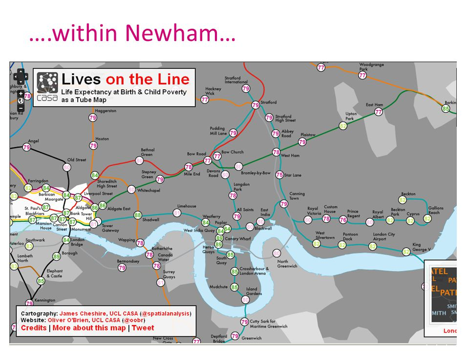 5 ….within Newham…