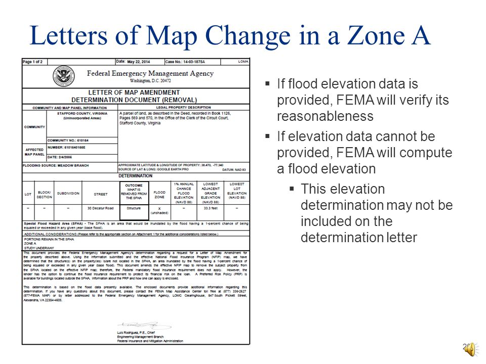 Post-FIRM Zone A Rating Base Flood Elevation Information Available If a Base Flood Elevation is available from another source, Lowest Floor Elevation – Flood Elevation = Elevation Difference  Lowest Floor elevation is not an entry on the Elevation Certificate  It is determined by an insurance agent using information provided on the Elevation Certificate 19