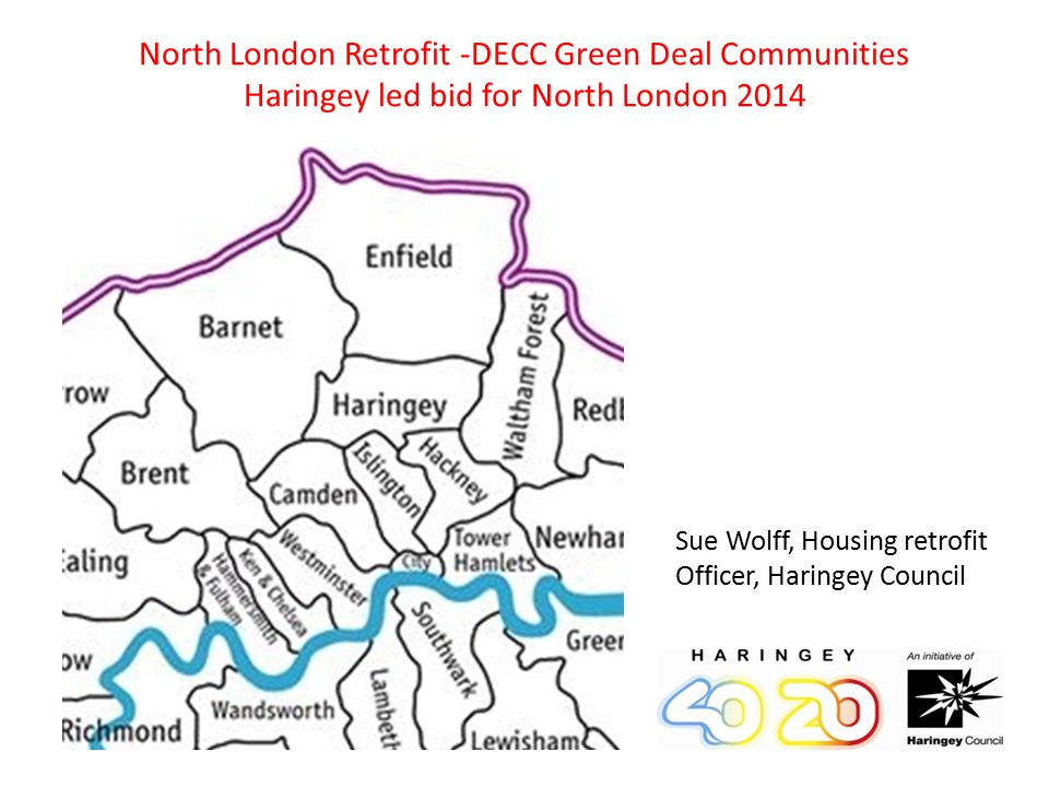6 North London Boroughs Haringey Enfield Waltham Forest Hackney Islington Camden