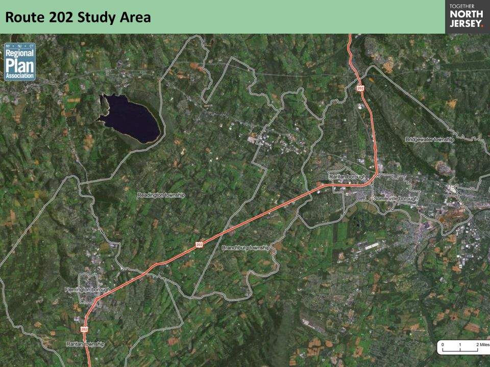Route 202 Study Area