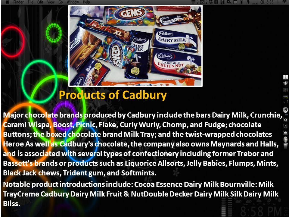 Headoffice As of 2013 Cadbury operates its head office at the Cadbury House in the Uxbridge Business Park in Uxbridge, London Borough of Hillingdon, England.