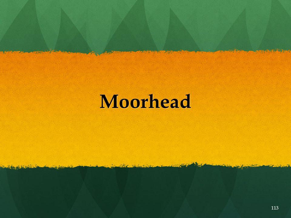 Moorhead 113