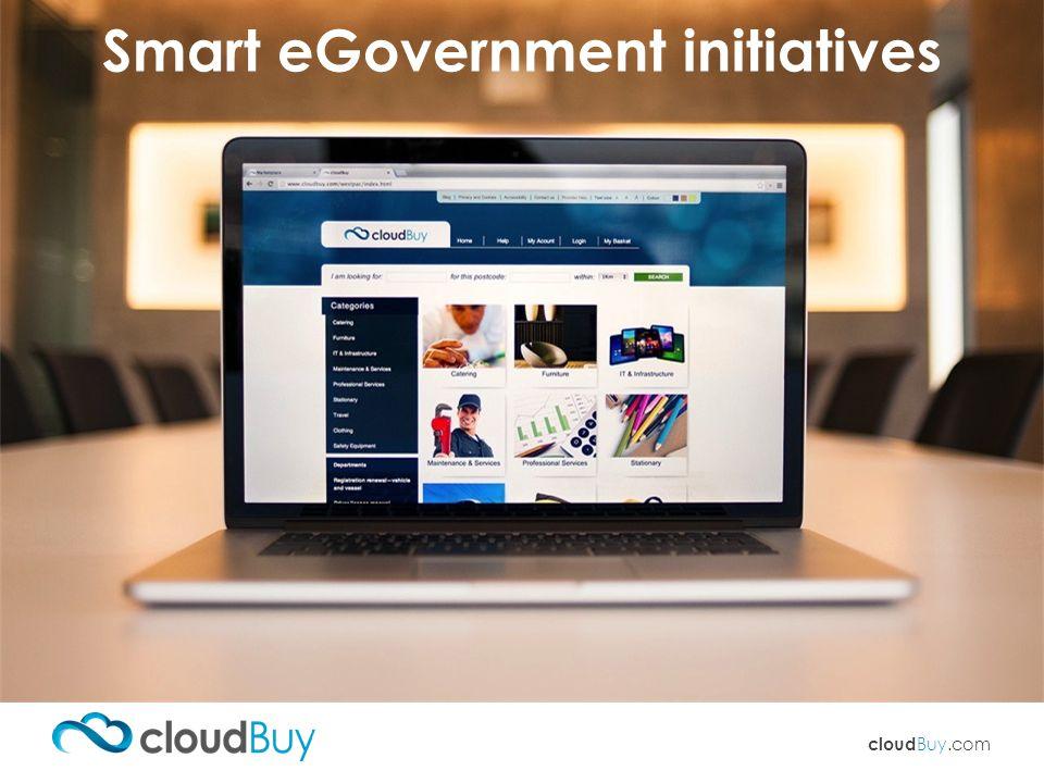 cloud Buy.com Smart eGovernment initiatives