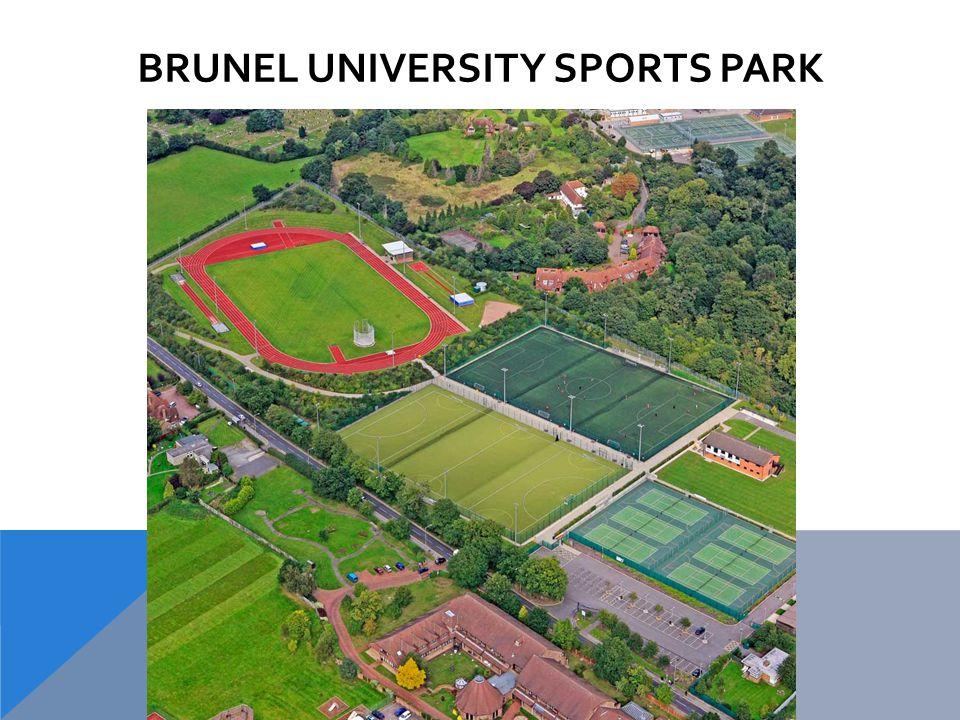 BRUNEL UNIVERSITY SPORTS PARK