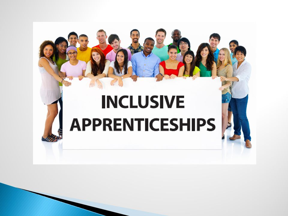  Apprenticeships offer a real opportunity for young talent who do not wish to go to university, to gain qualifications and training in a work environment whilst earning.