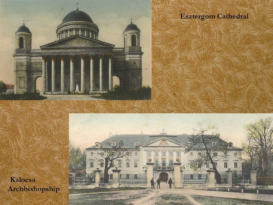 Esztergom Cathedral Kalocsa Archbishopship