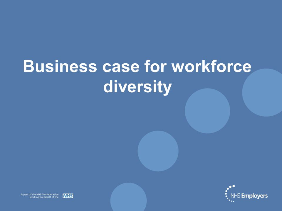 What the figures show A work-life balance strategy at London Borough of Camden reduced sickness absence costs by 2.5% Organisations with high gender diversity in top posts outperformed their sector on investment returns (McKinsey) Losing just one member of staff can cost an organisation £18,000 to replace (CIPD)