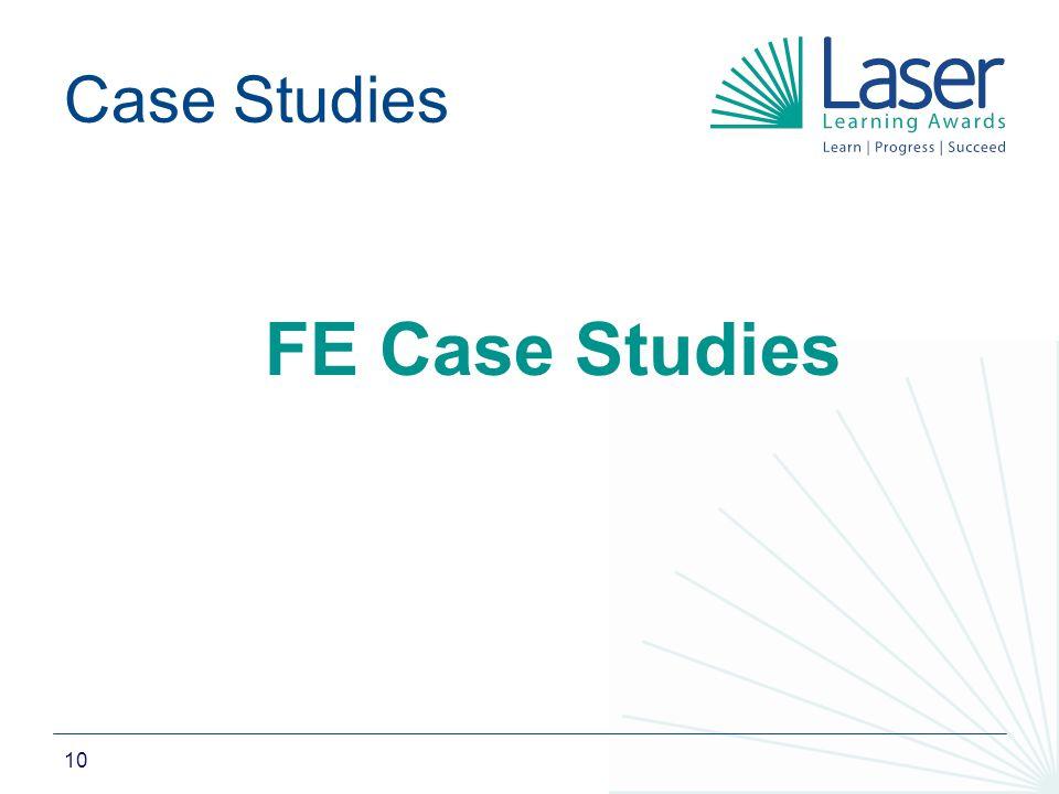 10 Case Studies FE Case Studies