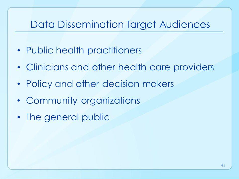 Public health surveillance should always have a link to action Surveillance Link to Action Data Collection Data Analysis Data Interpretation Data Dissemination Link to Action 42