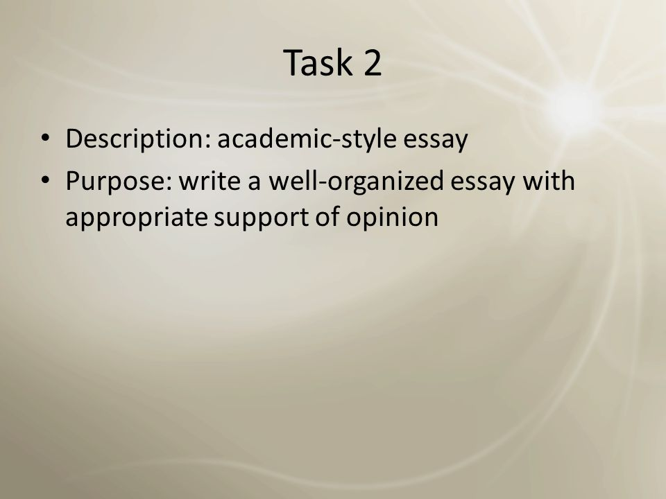 Basic outline for T1 Give examples (i.e.