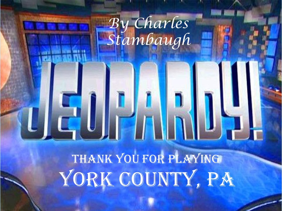 Final Jeopardy What former Governor was on the cover of Time magazine and helped to reform the State Constitution.