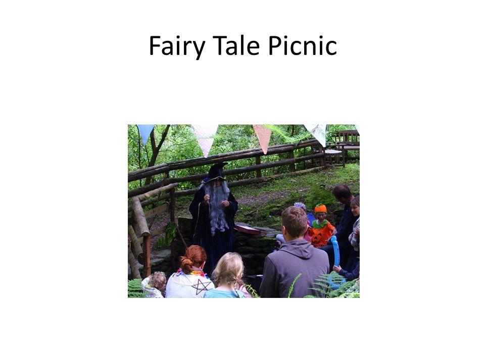 Fairy Tale Picnic