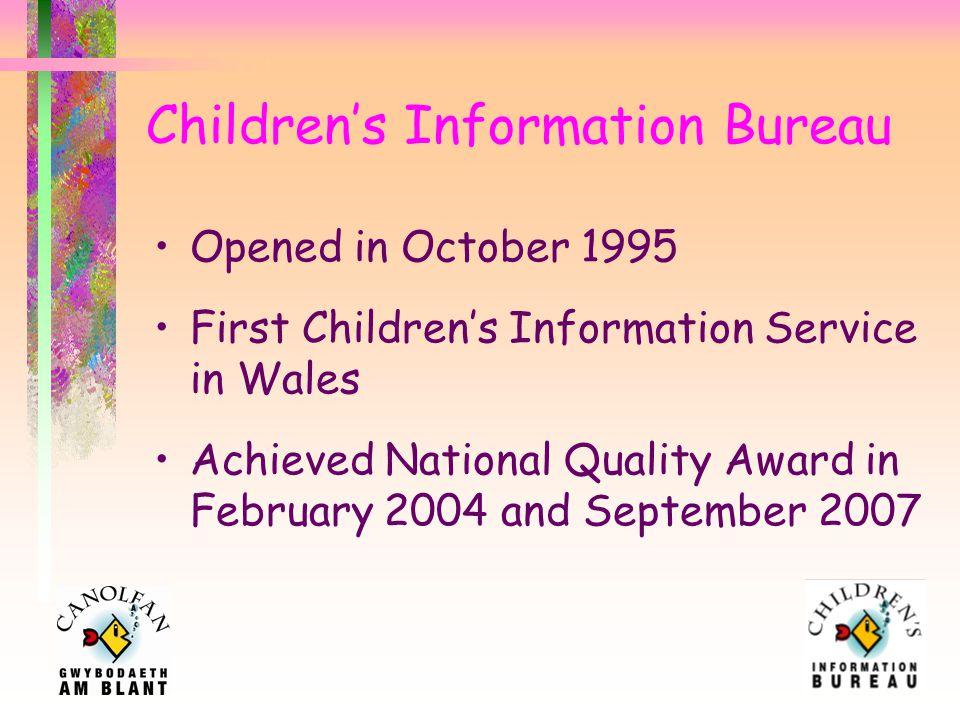 What is the Children's Information Bureau.