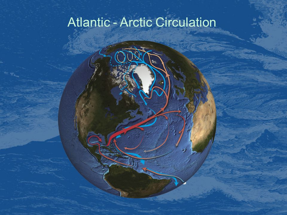 Atlantic - Arctic Circulation