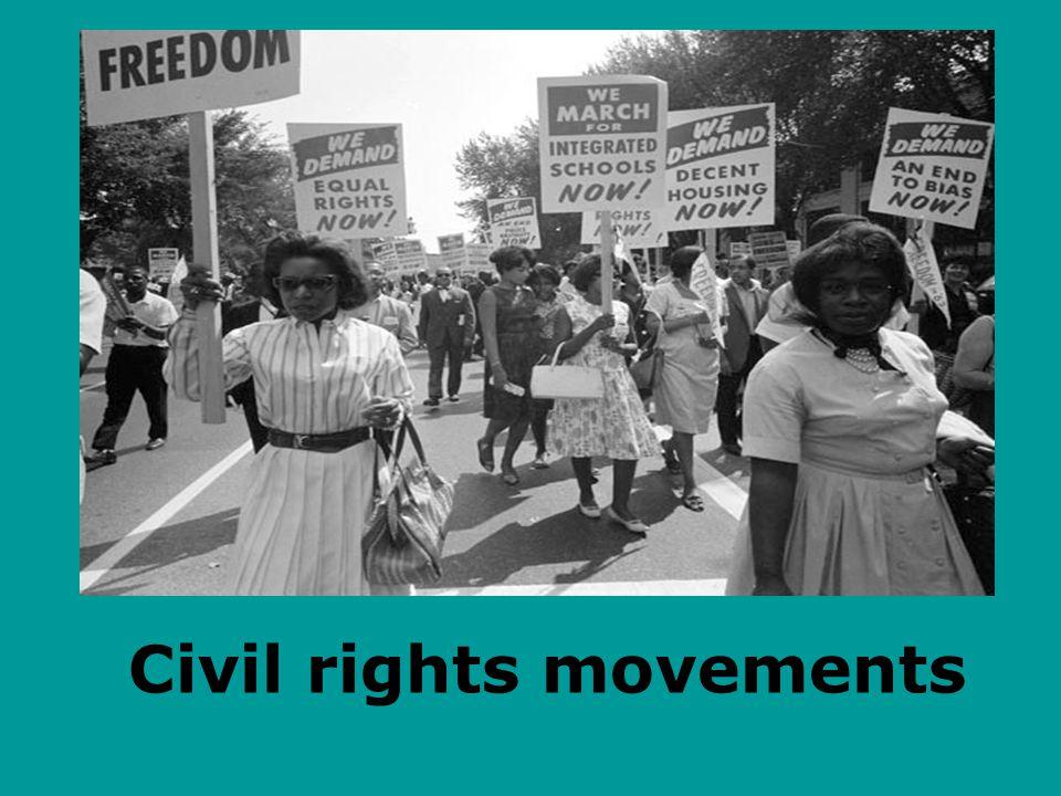 Civil rights movements