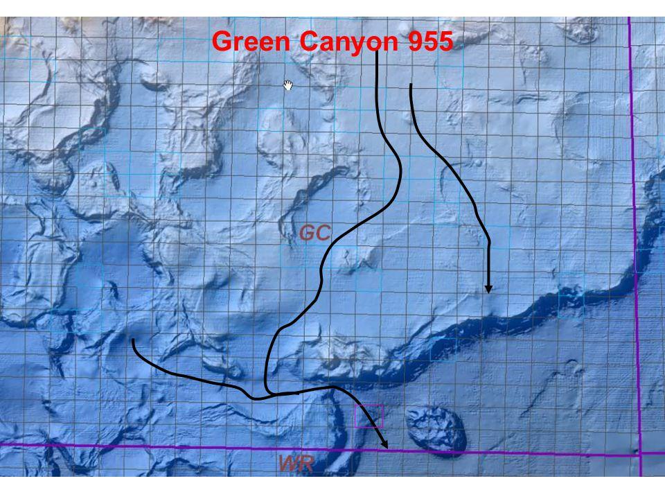 Green Canyon 955