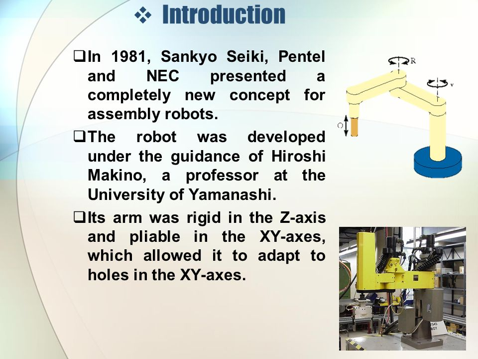  Why Industrial Robotic Arms .