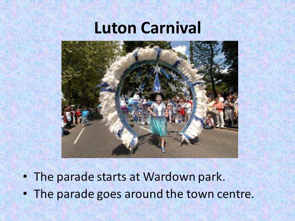 When did Luton Carnival begin.Luton Carnival began in 1976.