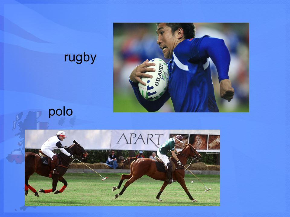 polo rugby