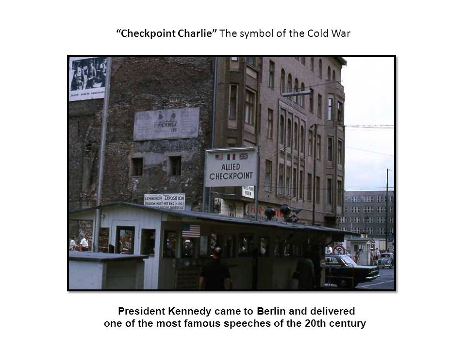Lichterfelde Berlin Mayor Willy Brandt appealed to American president John F. Kennedy to make a morale-boosting visit.