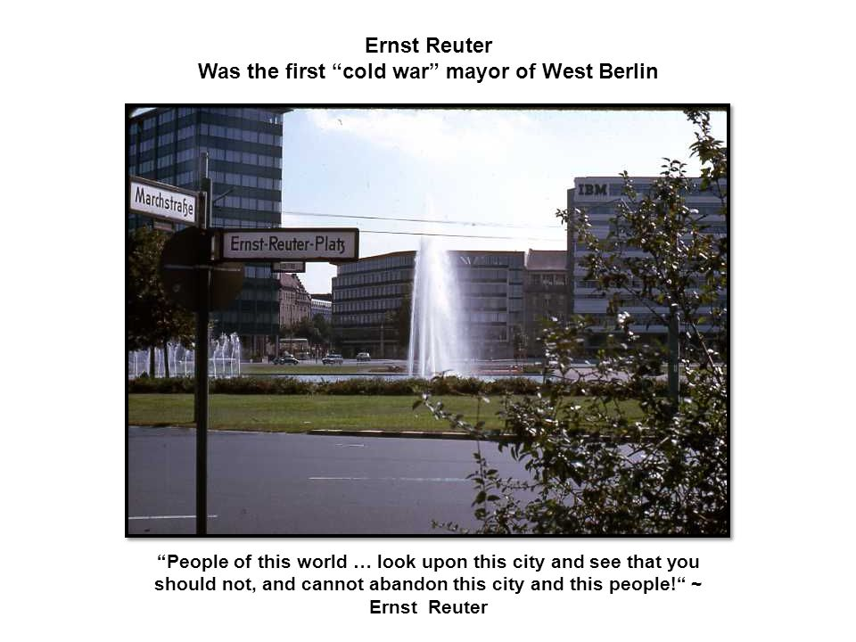 Marc Cowe was 17 when he arrived in Berlin.